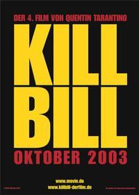 Постер Убить Билла