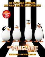 """Постер из фильма """"Пингвины Мадагаскара"""" - 5"""
