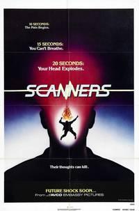 Постер Сканнеры