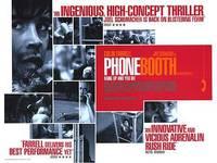 Постер Телефонная будка
