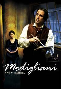Постер Модильяни