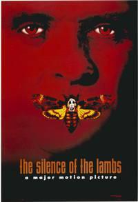Постер Молчание ягнят