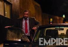 Идрис Эльба на эксклюзивном кадре из 5 сезона «Лютера»