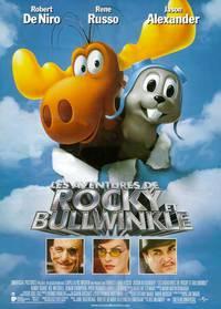 Постер Приключения Рокки и Буллвинкля