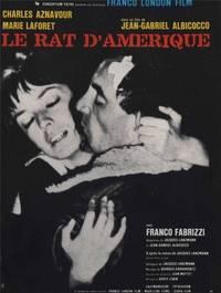 Постер Американская крыса