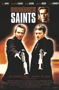 Постер Святые из Бундока