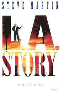 Постер Лос-Анджелесская история