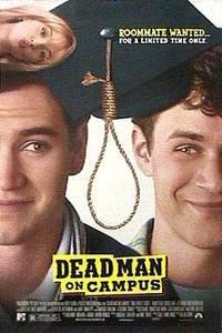 Постер Мертвец в колледже