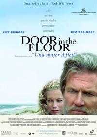 Постер Дверь в полу