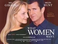 Постер Чего хотят женщины