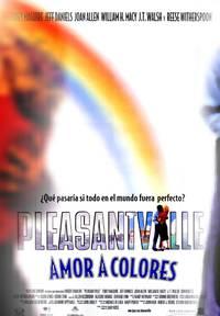 Постер Плезантвиль