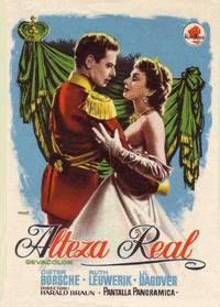 Постер Королевское высочество