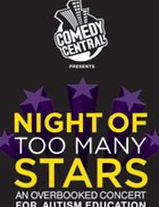 Вечер со множеством звёзд: Концерт для больных аутизмом