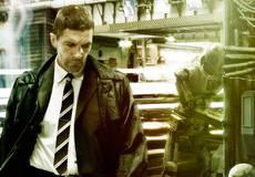 Бандерас против роботов в первом трейлере «Страховщика»
