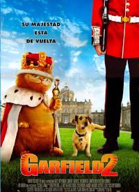 Постер Гарфилд 2: История двух кошечек