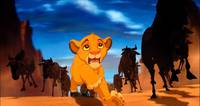 Кадр Король Лев