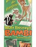 """Постер из фильма """"Бэмби"""" - 1"""