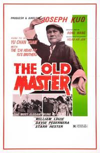 Постер Старый мастер