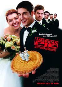 Постер Американский пирог 3: Свадьба