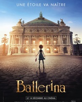 """Постер из фильма """"Балерина"""" - 4"""
