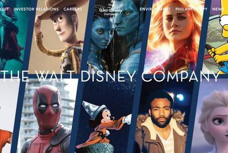 Disney добавила на свой сайт фильмы студии Fox