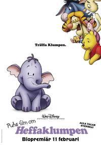 Постер Винни и Слонотоп