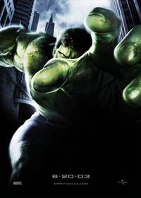 Постер Халк