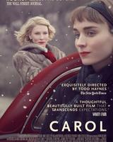 """Постер из фильма """"Кэрол"""" - 7"""