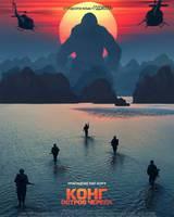 """Постер из фильма """"Конг: Остров черепа"""" - 5"""