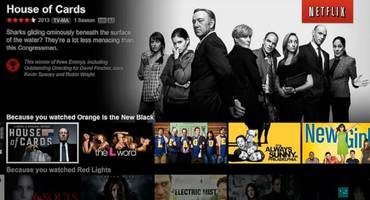 Рейтинги эфирного телевидения упали из-за Netflix
