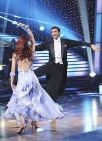 Кадр Танцы со звездами