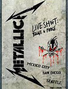 Metallica: Live Shit - Binge & Purge, San Diego (видео)