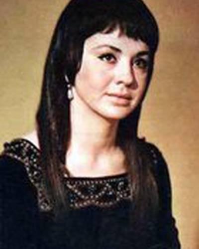 Лионелла Пырьева фото