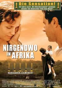 Постер Нигде в Африке
