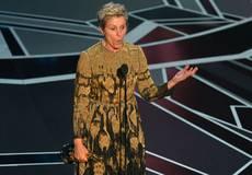 «Оскар» 2018: что означает речь Фрэнсис МакДорманд