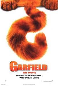 Постер Гарфилд