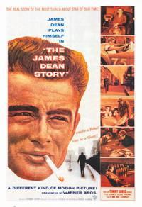 Постер История Джеймса Дина