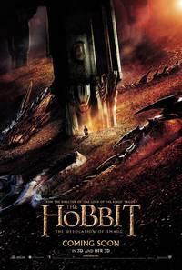 Постер Хоббит: Пустошь Смауга