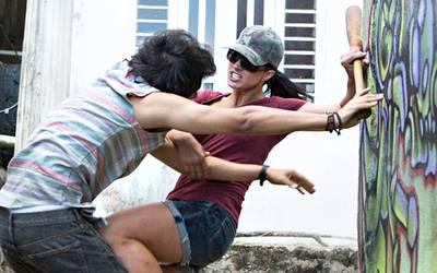 Боевые подруги: 5 героинь, которые надерут вам зад