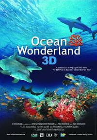 Постер Чудеса океана 3D