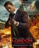 """Постер из фильма """"Падение Лондона"""" - 6"""