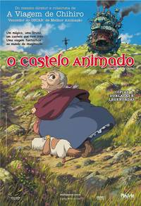 Постер Ходячий замок