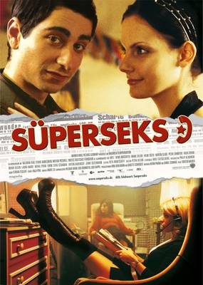 Суперсекс комедии
