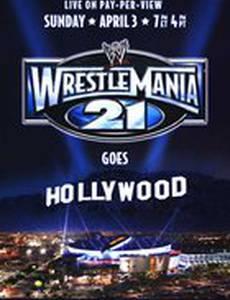 WWE РестлМания 21