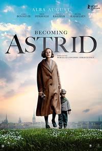 Постер Быть Астрид Линдгрен