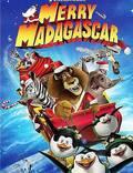 """Постер из фильма """"Рождественский Мадагаскар"""" - 1"""