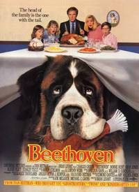 Постер Бетховен