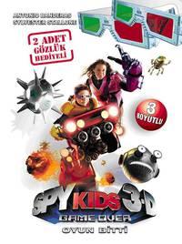 Постер Дети шпионов 3: Игра окончена