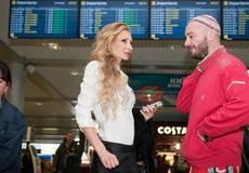 «Маньяку» Гоше Куценко нашли пару в аэропорту
