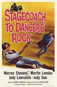 Постер Stagecoach to Dancers' Rock